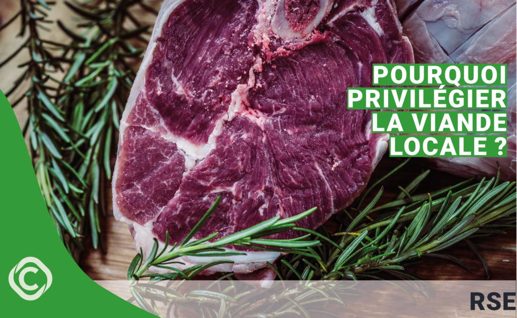 Pourquoi privilegier la viande locale illustration